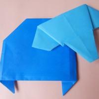 夏休みの自由研究は折り紙で動物園や植物園、水族館を表示!